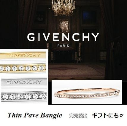 in the popular GIVENCHY Thin Pave Bangle gift