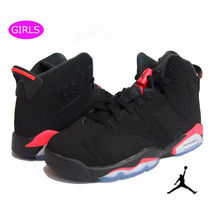 "【レア! NIKE】AIR JORDAN 6 RETRO ""INFRARED 2014"" 384665-023"