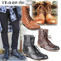 NEW★Steve Madden★ TROOPAH【レザー】ブーツ3色