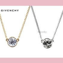 【GIVENCHY】送料込★ひと粒スワロフスキー・ネックレス3色