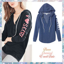 ★Victoria's secret★セール!Fleece Oversized V-neck Tunic♪