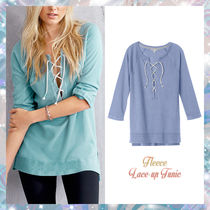 ★Victoria's secret★セール!キュート*Fleece Lace-up Tunic♪