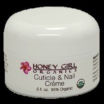 平子理沙さんご愛用Honey Girl Organics-Cuticle & Nail Cream