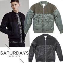 ●SATURDAYS SURF● Christo Bomber ボンバー /2色 即発