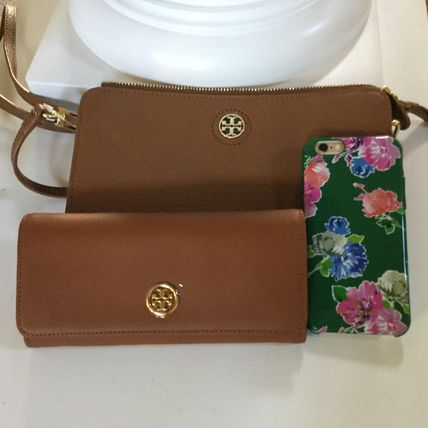 Tory Burch ショルダーバッグ・ポシェット ☆Tory Burch☆Robinson PEBBLED WALLET CROSS-BODY☆多色あり(12)