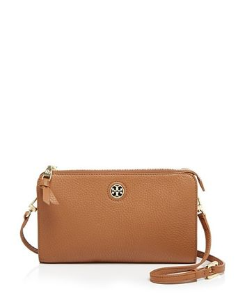 Tory Burch ショルダーバッグ・ポシェット ☆Tory Burch☆Robinson PEBBLED WALLET CROSS-BODY☆多色あり(3)