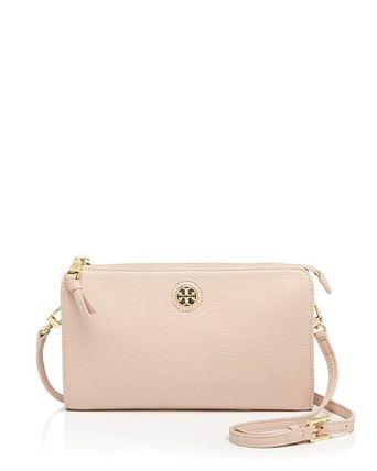 Tory Burch ショルダーバッグ・ポシェット ☆Tory Burch☆Robinson PEBBLED WALLET CROSS-BODY☆多色あり(5)