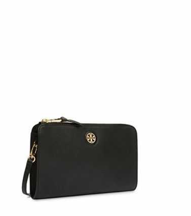 Tory Burch ショルダーバッグ・ポシェット ☆Tory Burch☆Robinson PEBBLED WALLET CROSS-BODY☆多色あり(8)