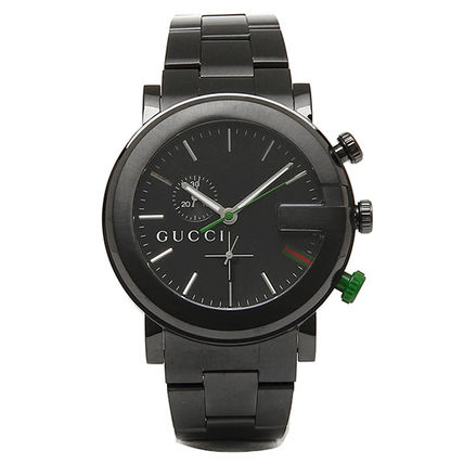 best service ee0c1 bb6a8 【即発】GUCCI グッチ メンズ腕時計【国内発】