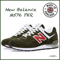15SS最新 ★国内発送/関税込★ New Balance M576PKR Made in UK