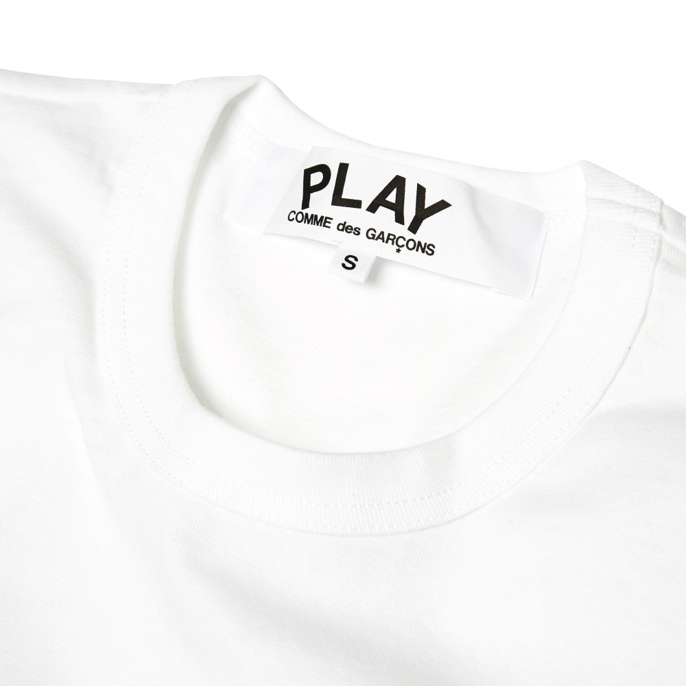 【送料無料】PLAY DOUBLE HEART LOGO TEE☆Tシャツ