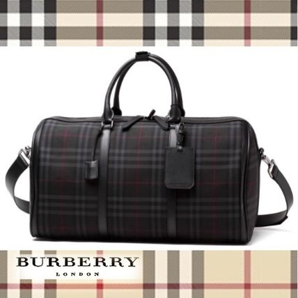 Selling ALCHESTER Burberry Boston bag 2-WAY