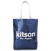 kitson(キットソン) トートバッグ キットソン トートバッグ スパンコール KHB0261