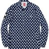 Supreme ジャケットその他 Supreme x TNF Packable Coaches Jacket 紺(2)