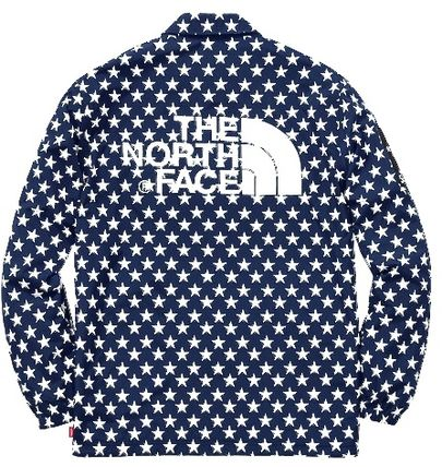 Supreme ジャケットその他 Supreme x TNF Packable Coaches Jacket 紺
