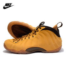 "【NIKE】AIR FOAMPOSITE ONE PRM ""WHEAT"" 575420-700"