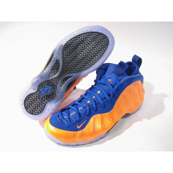 "【レア NIKE】AIR FOAMPOSITE ONE ""KNICKS"" 314996-801 関送込"
