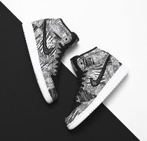 [NIKE] AIR JORDAN 1 RETRO HIGH BHM GS【送料込】
