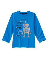 【即発!】*GYMBORee* Robot Dude ロングT