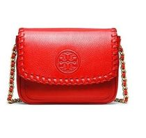 【 Tory Burch 】 トリーバーチ MARION MINI BAG 斜めがけ RED
