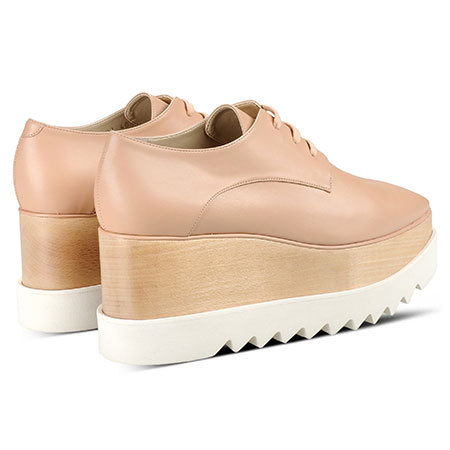 TOPセラー賞!15AW#Stella McCartney#  POWDER ROSE BRITT SHOES