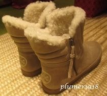 期間限定SaleNEW!Tory BurchーLORINER SHEARLING BOOTIE2色