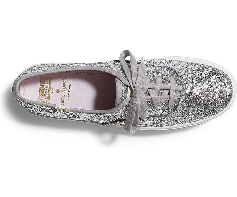 テイラースウィフト愛用☆kate spadeNY Champion Triple Glitter