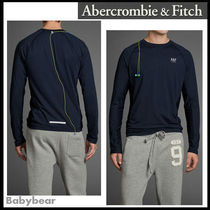 【Abercrombie & Fitch】A&F Active Baselayer トップ 国内即納