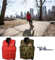 <ベッカム愛用> CANADA Goose ☆Freestyle Vest ! Ron Herman