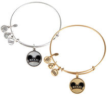 アレックスアンドアニMickey Mouse Cloisonne Charm Bangle