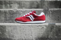 SAUCONY(サッカニー) スニーカー 【送料無料】Saucony DXN Trainer - Red/White☆新色