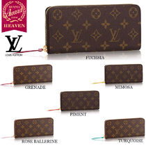 TOPセラー賞受賞!#LOUIS VUITTON#PORTEFEUILLE CLEMENCE