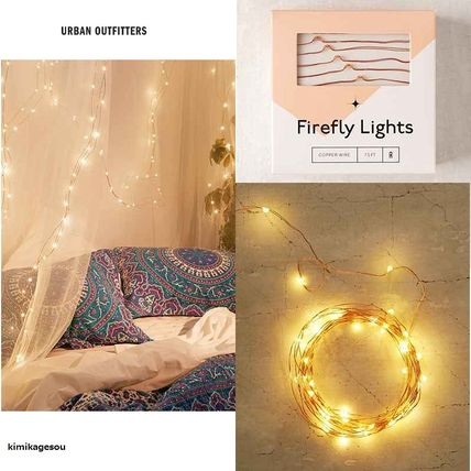 * Urban Outfitters fantastic fire flys,