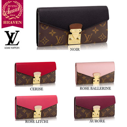 <TOP SELLER AWARDED>#LOUIS VUITTON#PORTEFEUILLE PALLAS