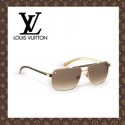 2015-16秋冬☆LOUIS VUITTON☆PERSUASION CARRE サングラス