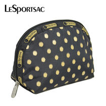 ★送料込★LeSportsac ポーチ MEDIUM DOME COSMETIC 8170 M102