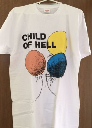 Supreme Child of Hell Tee Lサイズのみ☆