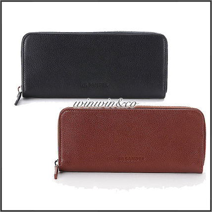 Jil Sander zipper with long wallet