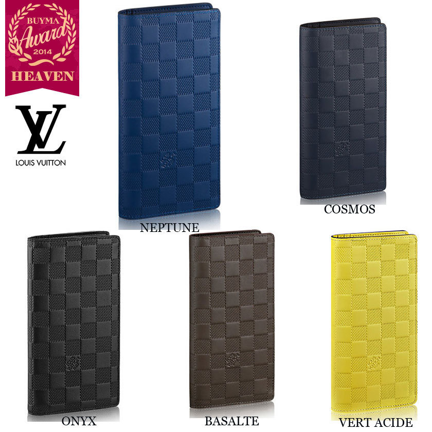 TOPセラー賞受賞!#LOUIS VUITTON#PORTEFEUILLE BRAZZA