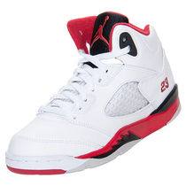 セレブ愛用★送料込み★Kids★16-22cm★JORDAN 5 RETRO FIRE RED