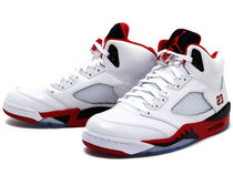 "【レア NIKE】Air Jordan 5 Retro ""Fire Red 2013"" 136027-120"