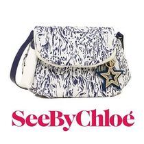 15秋冬新作 ☆See by Chloe☆ JOY RIDER Crossbody バッグ♪