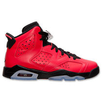 "【NIKE】AIR JORDAN 6 RETRO BG(GS) ""INFRARED 23"" US4y・4.5y"
