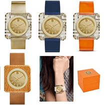 【VIP割☆最旬時計】Tory Burch IZZIE WATCH 36mm