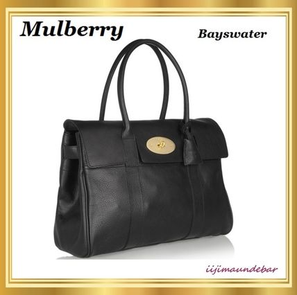 Mulberry トートバッグ 【国内発送】Mulberry マルベリー/Bayswater/トートバッグ(2)