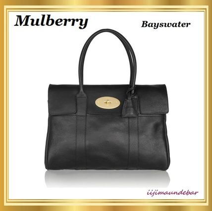 Mulberry トートバッグ 【国内発送】Mulberry マルベリー/Bayswater/トートバッグ(3)