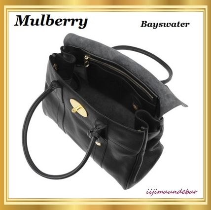 Mulberry トートバッグ 【国内発送】Mulberry マルベリー/Bayswater/トートバッグ(5)