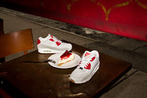 "[NIKE]WMNS Air Max 90 NYC ""Strawberry Cheesecake"" 送料込"