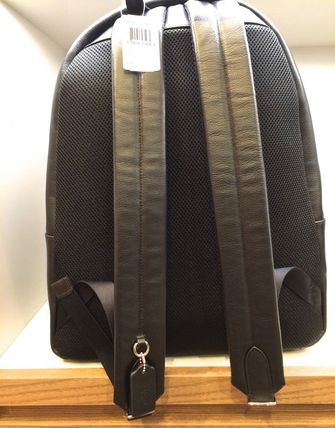 Coach バックパック・リュック 【Coach】上質レザーCampus backpack in leather/F72120(10)