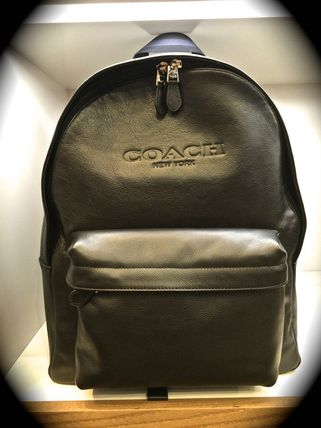 Coach バックパック・リュック 【Coach】上質レザーCampus backpack in leather/F72120(12)